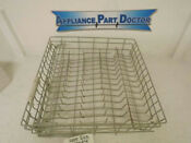 Maytag Whirlpool Dishwasher 99001454 99002037 Upper Rack Used