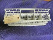 Ge Dishwasher Wd28x10004 Silverware Basket Used Part Assembly Free Shipping