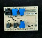 Robertshaw Dacor 82994 Pcb Lwr Built In Oven Relay Board New