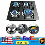 23 4 Burners Gas Cooktop Stove Top Cast Iron Built In Lpg Ng Gas Stove Cooktops