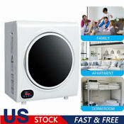 Compact Digital Automatic Electric Clothes Dryer Machine Laundry Dry Led Display