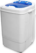 Portable Washing Machine For Apartments Dorm And Tiny Homes With 8 8 Lb Capacity