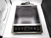Warmford Commercial Induction Cooktop Wf C27d1 240