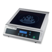 Heavy Duty Commercial Induction Range 120v 1800w