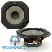 2 Focal Utopia 8w5455 Midranges 8 Home Audio Speakers Made In France Pair