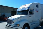 Freightliner Columbia Century 18 Drop Visor Condo Roof 2 Side Bolts