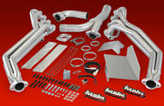 Banks Exhaust Headers Class A Motorhome Rv 93-98 Ford 7.5l