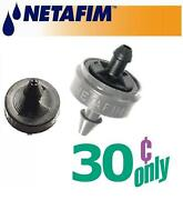 500 Netafim Pcj Drippers Button Emitters Drip Trickle