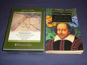 Teaching Co Great Courses Cds Shakespeare The Word And The Action + Bonus