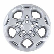 New 2010 2011 2012 Ford Fusion 17 Bolt-on Silver Hubcap Wheelcover Replacement
