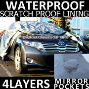 2005 2006 2007 Toyota Sienna 4layers Waterproof Car Cover