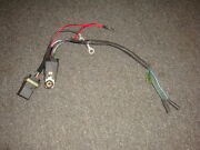 Mercury 115 Hp Black Max Trim Harness Assembly Relay And Solenoid Assembly