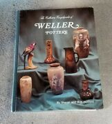 Weller Art Pottery Book With Price Guide Huxford
