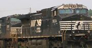 Custom Train Checkbook Covers 1 Norfolk Southern Engines Lionel Mth Train New