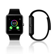 Unlocked Stylish Gsm Watch Phone Bluetooth Mp3 Camera Cell Phone Atandt T-mobile