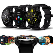 Gsm Unlocked 3g Smart Watch And Phone Android 4.4 Fitness Tracker Atandt T-mobile