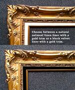 20x24 Distress Ornate Antique Hand Carved Gold Kinkade Picture Frame 4.5 Wood