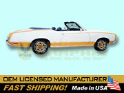 1972 Oldsmobile Cutlass Hurst/olds Indy 500 Pace Car Decals Graphics Stripes Kit