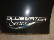1999 - 2001 Mercury Blue Water Series 135 Mid Lower Cowl Cover Port Starboard