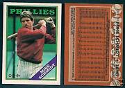 1988 O-pee-chee Mike Schmidt - Mint From Vend Case