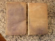 Gleanings In Europe. England By James Fenimore Cooper. 1st Ed In Original Boards