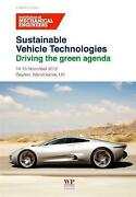 Sustainable Vehicle Technologies Driving The Green Agenda By Institution Of Mec