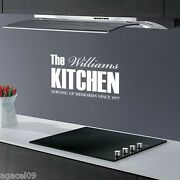 Personalized. Funny Cooking Homeart Wall Quote Vinyl Sticker Decal Stencil Mural