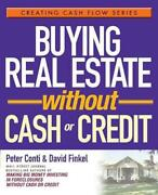 Buying Real Estate Without Cash Or Credit By Peter Conti English Paperback Boo