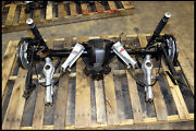 Solid Rear Axle Conversion For 99 01 03 04 Mustang Cobra 3.73 28 Moser Axles