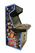 2 Player 32 Multi-game Retro Home Classic Video Arcade 1 Rated Mametm Ready