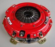 Mcleod Rxt 1000-hp Twin Disc Clutch 10-14 Mustang Shelby