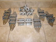 Supreme Garage Door Hinge And Roller Tune Up Kit For 8x8 Or 9x8 W/nylon Rollers