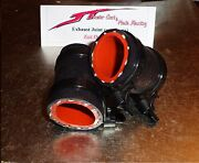 Yamaha Banshee Exhaust Pipe Clamps All Years Fmfdg Factory Black