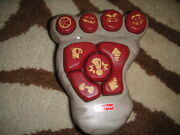 Fisher Price Imaginext Big Foot The Monster Remote Control