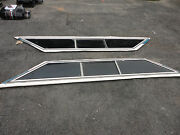 1983 Chris Craft 281 Port And Starboard Side Window And Frame 105 1/4 X 18 1/2