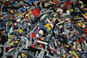 Lego Technic Bulk Lot 1000 Random Pieces, Lift Arms, Gears And More - A2