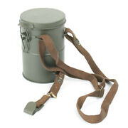 German Wwi Gas Mask Canister