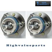 2pc Front Lhandrh Wheel Hub Bearing For 97-02 Buick Park Avenue/century 513121