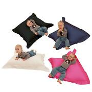 Medium Bean Bag Indoor Cotton Gaming Xbox Ps4 Childs Lounge Living Room