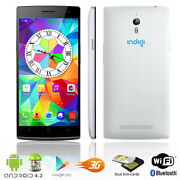 Unlocked 5.5in 3g Gps Dual Sim 2core Android Smart Cell Phone Atandt Straight Talk