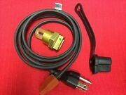 Kubota Tractor Engine Block Heater For M B And L Series 3 4 And 5 Cyl Engines