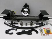 49 50 51 52 53 54 Chevy Rack And Pinion Power Steering Conversion