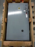 Square D Combination Starter Size 2 Type Ceq6462g2 Class 8930 Enclosure Type 3r