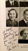 1938 Morningside College Yearbook Sioux Ann Landers And Dear Abby [freedman]