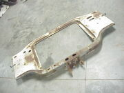 1956 56 Chrysler Imperial Radiator Support Fits Between Fenders
