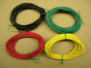 80and039 Assortment Of 22 Gauge Wire For American Flyer Trains