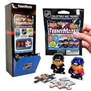 Nhl Teenymates 32 Unopend Packages With Gravity Fill.. Discontinued Series One