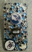 Tennessee Titans Nfl Bling Case 4 Iphone 4s,5,5s,5c,6, Samsung Galaxy S3,s4 Ands5