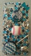 Seattle Mariners Bling Case Iphone 4s,5,5s,5c,6,samsung Galaxy S3,s4ands5