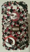 Arizona Cardinals Nfl Bling Case 4 Iphone 4s,5,5s,5c,6,samsung Galaxy S3,s4ands5